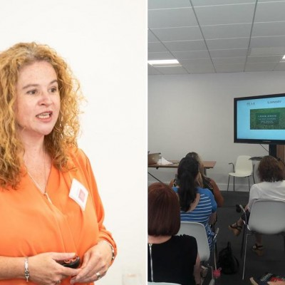 Export Room Warrington presentation 27 June 2018 presented by Helen Provart in association with Samantha Bridger of Bridger Consultancy