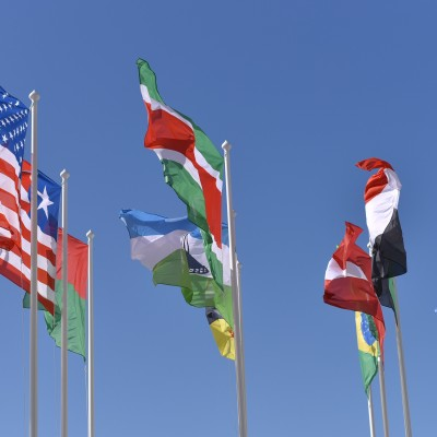 flags of the world - which country to target